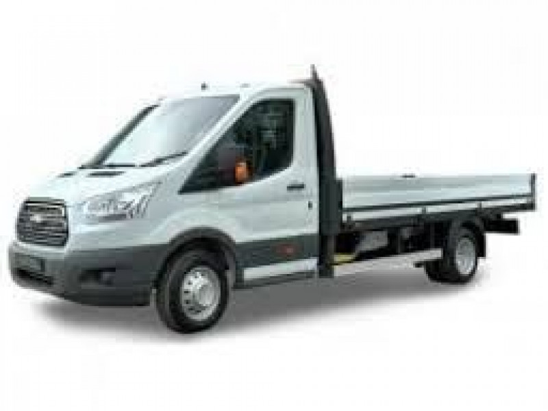 FORD TRANSIT T350 2.0 4M FLATBED DROPSIDE Car Hire Deals
